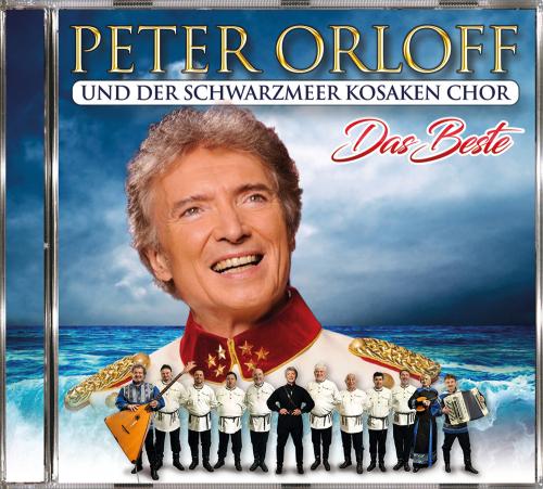 Peter Orloff und der Schwarzmeer-Kosaken-Chor. Das Beste. CD.