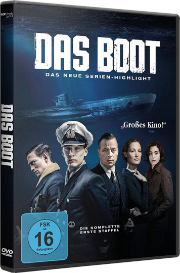 Das Boot Staffel 1 3 DVDs