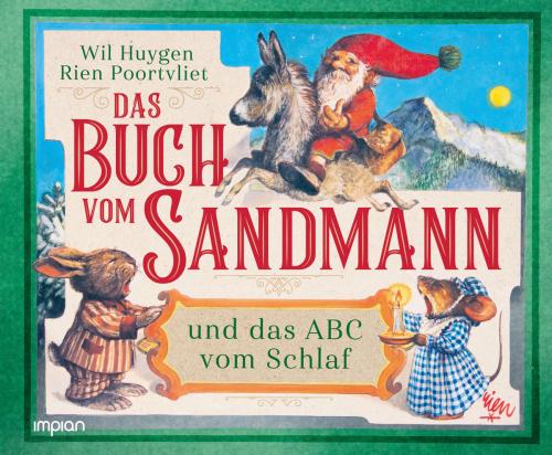 Das Buch vom Sandmann und das ABC vom Schlaf.
