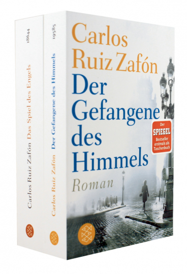 Das Carlos Ruiz Zafón - 2 Bände im Paket