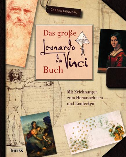 Das große Leonardo da Vinci-Buch.