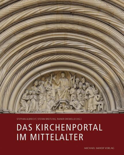 Das Kirchenportal im Mittelalter.