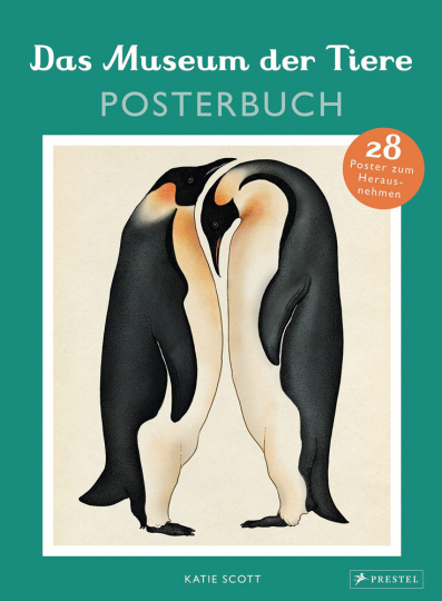 Das Museum der Tiere. Posterbuch.