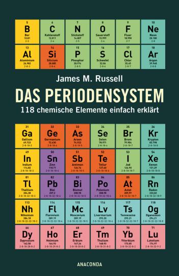 Das Periodensystem. 118 chemische Elemente einfach erklärt.