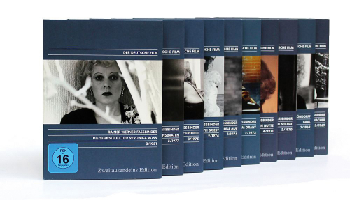 Das R.W. Fassbinder Paket 10 DVDs