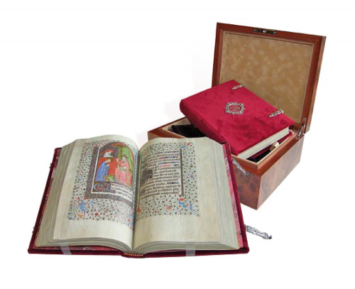Das Stundenbuch der Padres Escolapios.