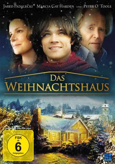 Das Weihnachtshaus. DVD.