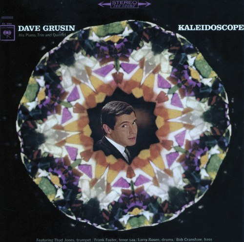 Dave Grusin. Kaleidoscope. CD.