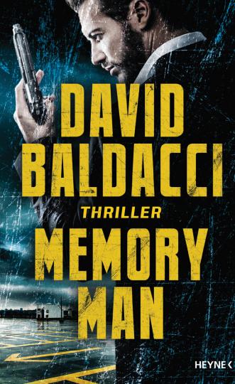 David Baldacci. Memory Man. Thriller.