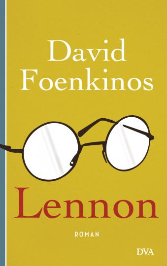 David Foenkinos. Lennon. Roman.