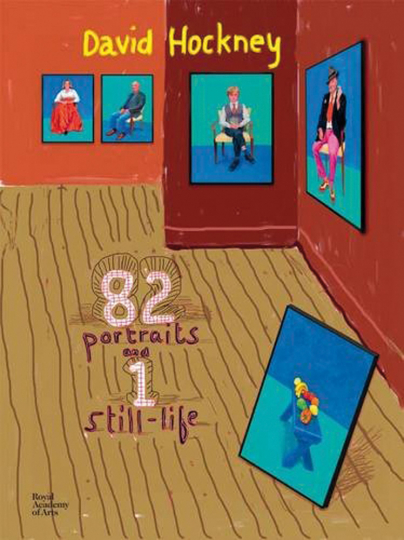 David Hockney: 82 Portraits and One Still-life.