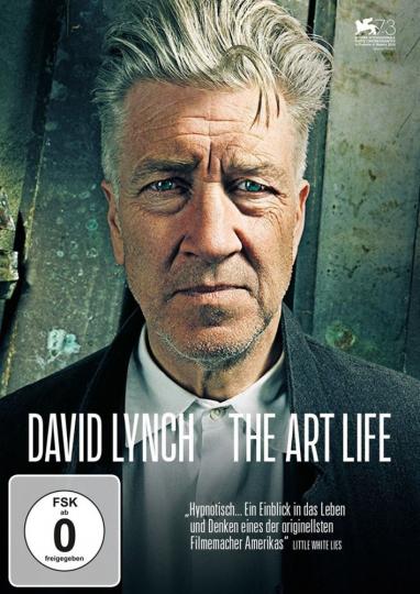 David Lynch - The Art Life. DVD.