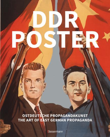 DDR Poster. Ostdeutsche Propagandakunst.