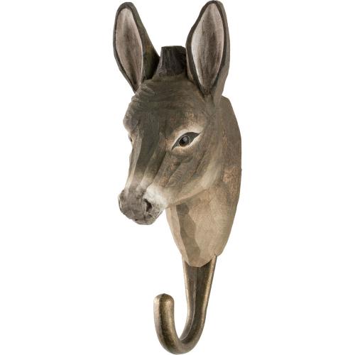 Deko-Haken »Esel«.