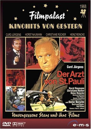 Der Arzt von St. Pauli. DVD.