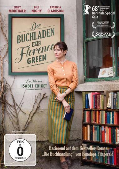 Der Buchladen der Florence Green. DVD.