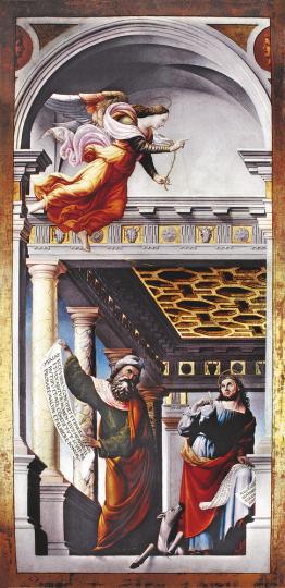 Der Codex des Antonio Liberi da Faenza. Die Traktatsammlung eines Künstlers im frühen 16. Jahrhundert.