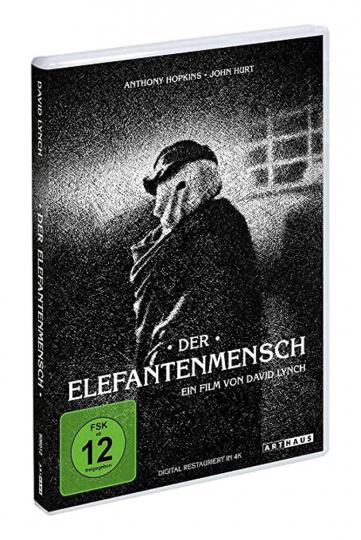 Der Elefantenmensch. DVD.