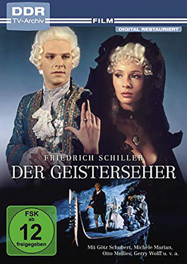 Der Geisterseher nach Friedrich Schiller DVD