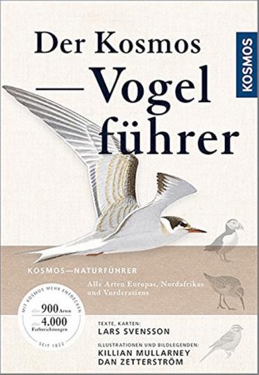 Der Kosmos Vogelführer - Alle Arten Europas, Nordafrikas und Vorderasiens