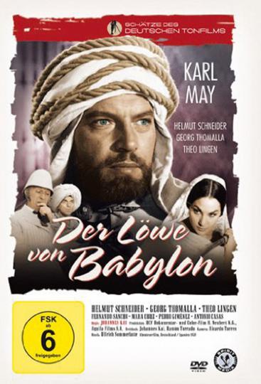 Der Löwe von Babylon. DVD