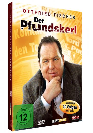 Der Pfundskerl - Sammelbox. 5 DVDs