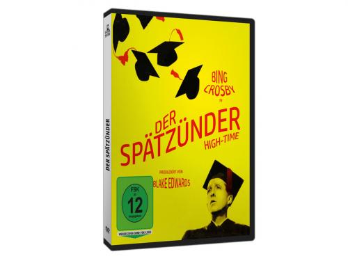 Der Spätzünder (High Time). DVD