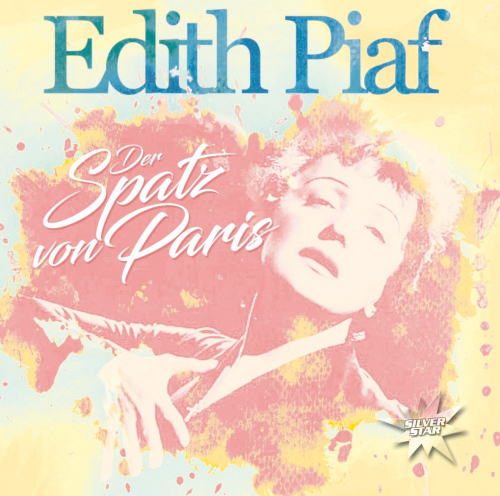 Edith Piaf - Der Spatz von Paris. CD.