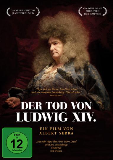 Der Tod von Ludwig XIV. DVD.