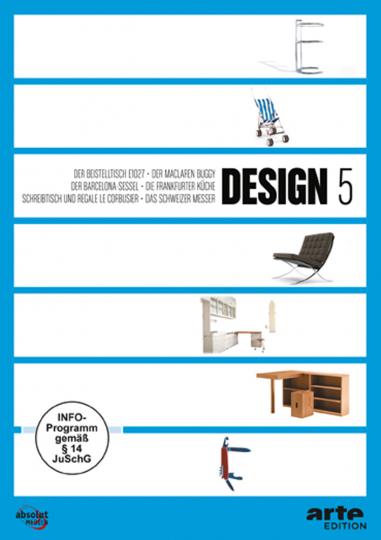 Design 5. DVD.