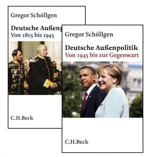 Deutsche Außenpolitik. Band 1 & 2.