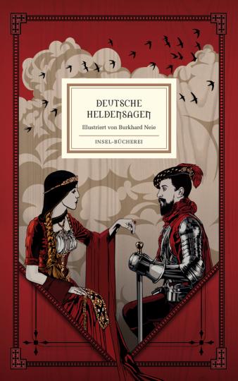 Deutsche Heldensagen. Nacherzählt von Gretel und Wolfgang Hecht.