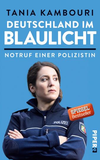 Deutschland im Blaulicht. Notruf einer Polizistin.