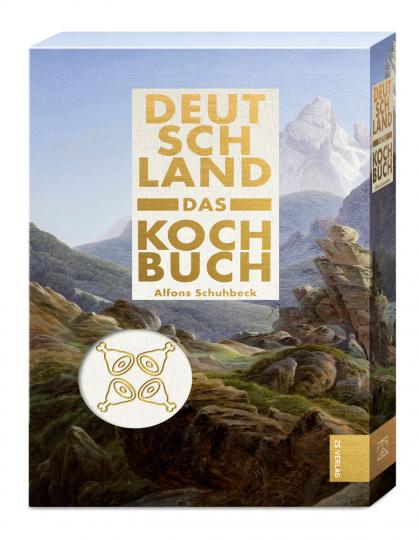 Deutschland. Das Kochbuch. Sonderausgabe im Schuber.