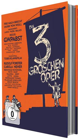 Die 3-Groschen-Oper (1931). Mediabook