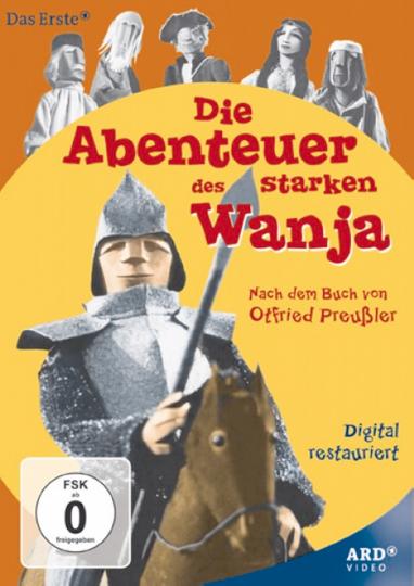 Die Abenteuer des starken Wanja DVD