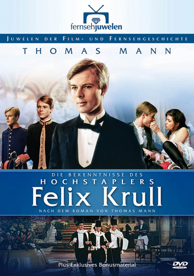 Die Bekenntnisse des Hochstaplers Felix Krull (1982). 2 DVDs.