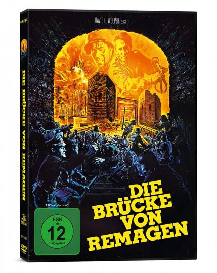 Die Brücke von Remagen. DVD