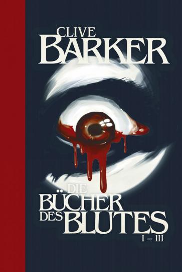 Die Bücher des Blutes Band I - III