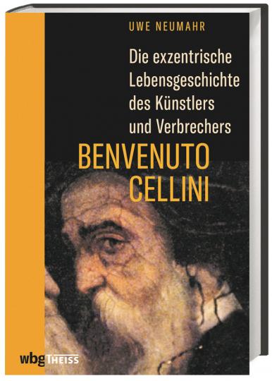 Die exzentrische Lebensgeschichte des Künstlers und Verbrechers Benvenuto Cellini.