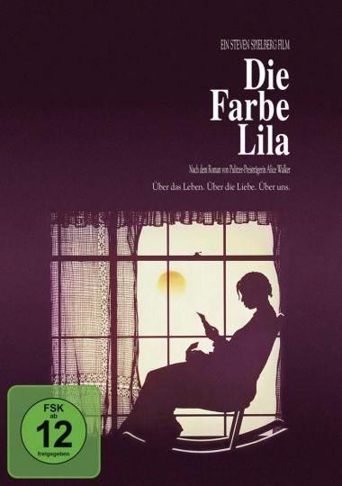 Die Farbe Lila. DVD.