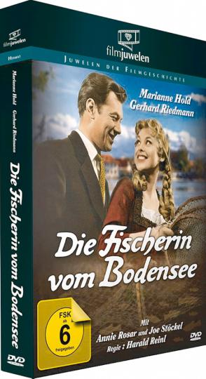 Die Fischerin vom Bodensee DVD