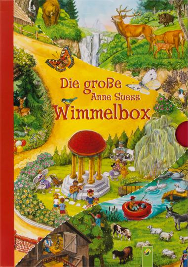 Die große Anne Suess Wimmelbox.