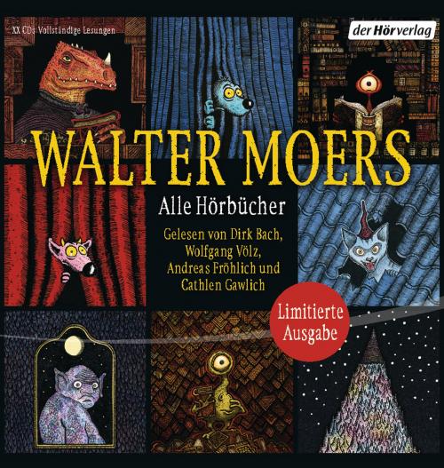 Die große Walter-Moers-Box.