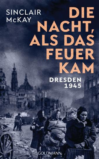 Die Nacht, als das Feuer kam. Dresden 1945.