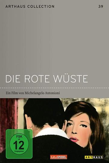 Die rote Wüste (Arthaus Collection). DVD.