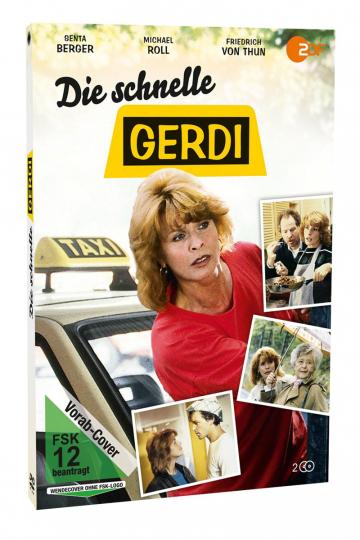 Die schnelle Gerdi. 2 DVDs