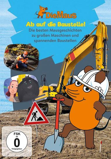 Die Sendung mit der Maus : Baustelle. DVD