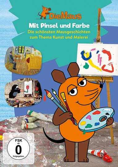 Die Sendung mit der Maus : Kunst. DVD