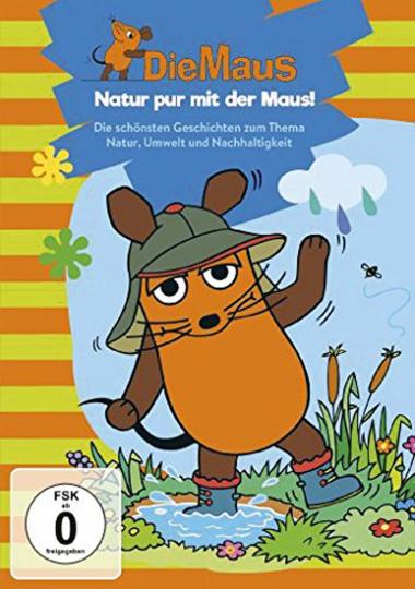Die Sendung mit der Maus : Natur pur mit der Maus. DVD